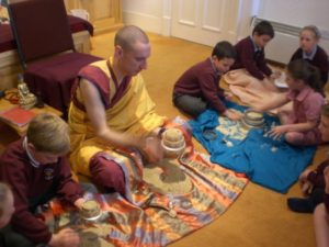 Buddhism School trips