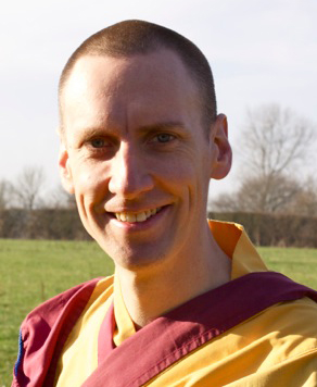 Resident Teacher Kelsang Dragden