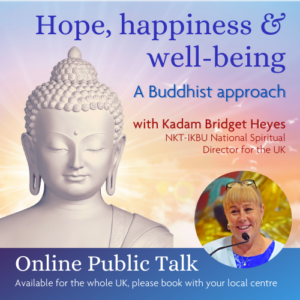 Hope, Happiness and Wellbeing